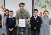 The St. Paulinus C.E Primary School Creators with Clark